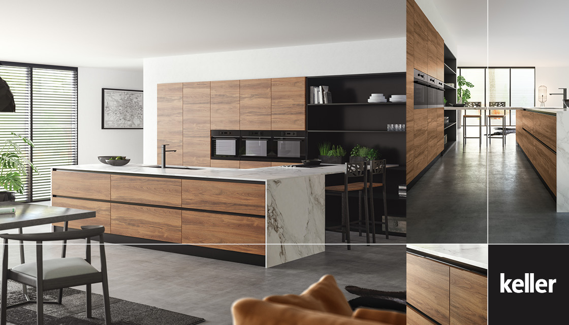 Keller Kitchens kitchentrends 2019