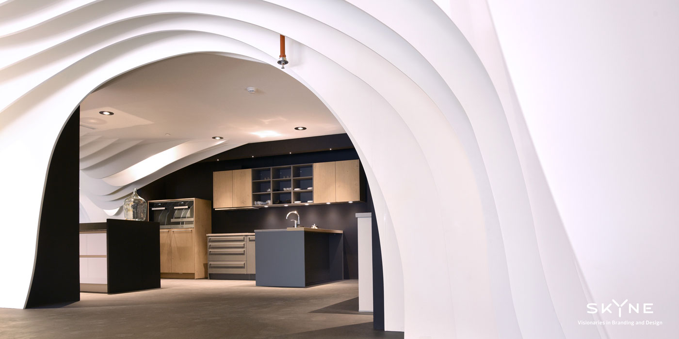 Keller Kitchens showroom