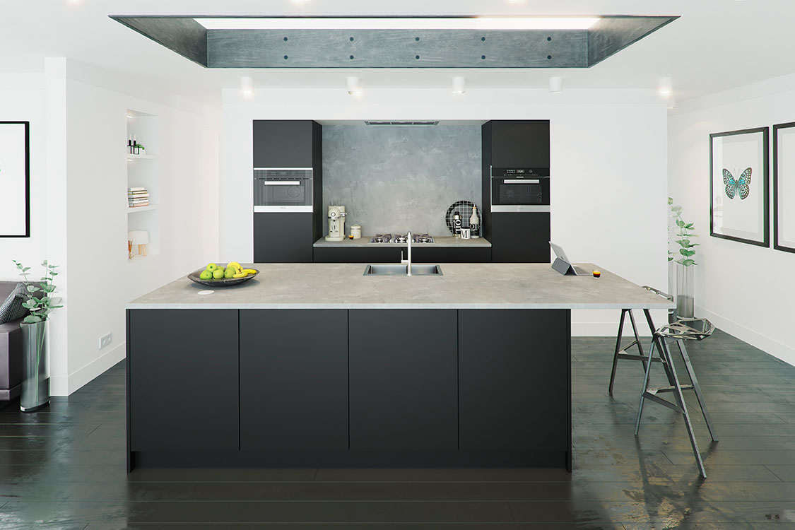 Modern kitchens | Keller Kitchens