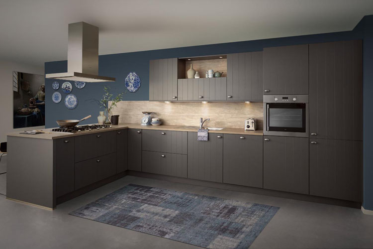 Country style kitchen Dutch Prestige