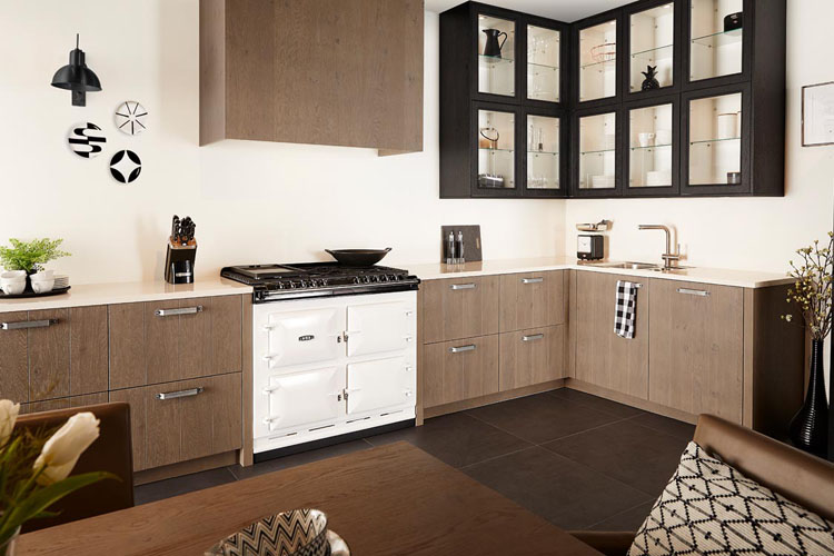 Country style kitchen trend Wood Works