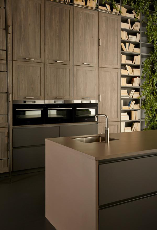 Modern kitchen Cascada 2