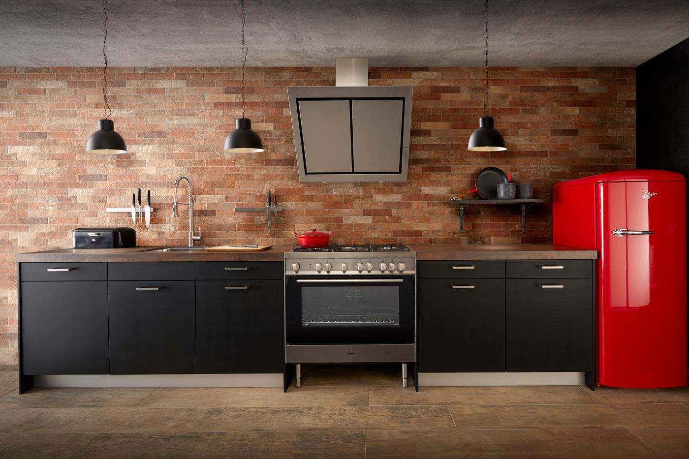 industrial kitchen Crystal NCS