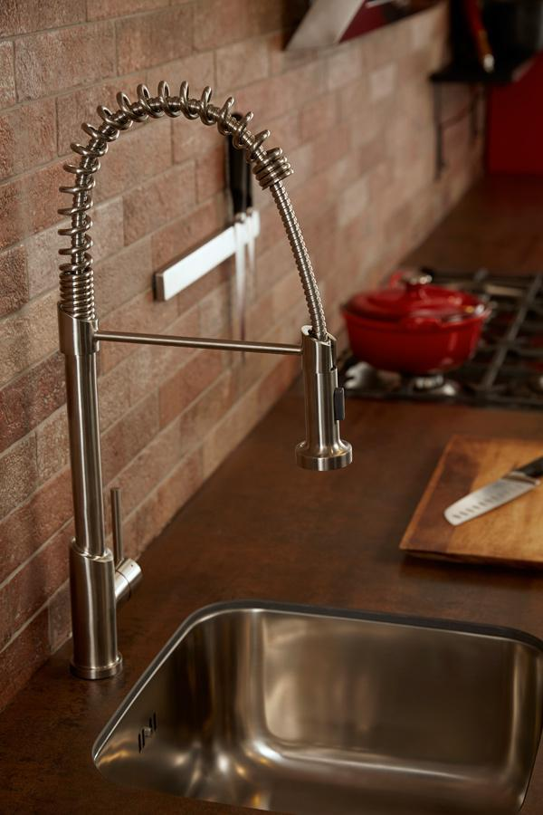 luxury water tap