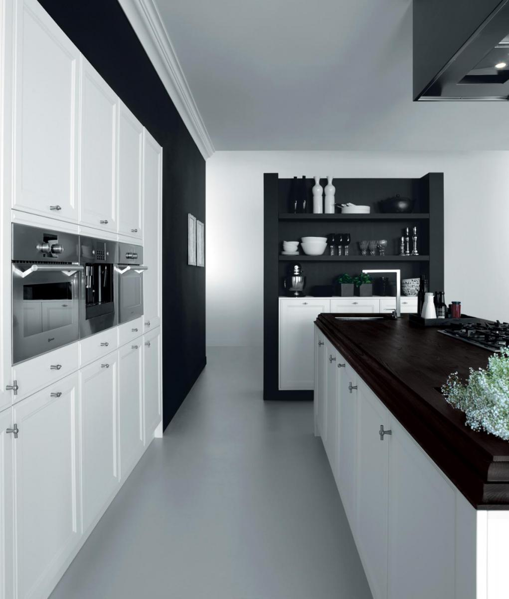 detail shot of modern kitchen fi