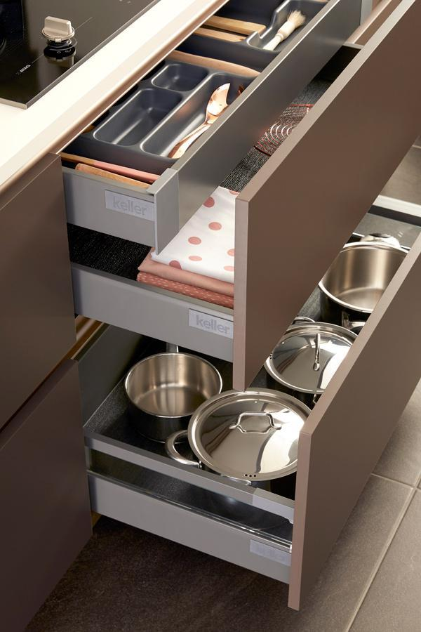 soft close blum drawers