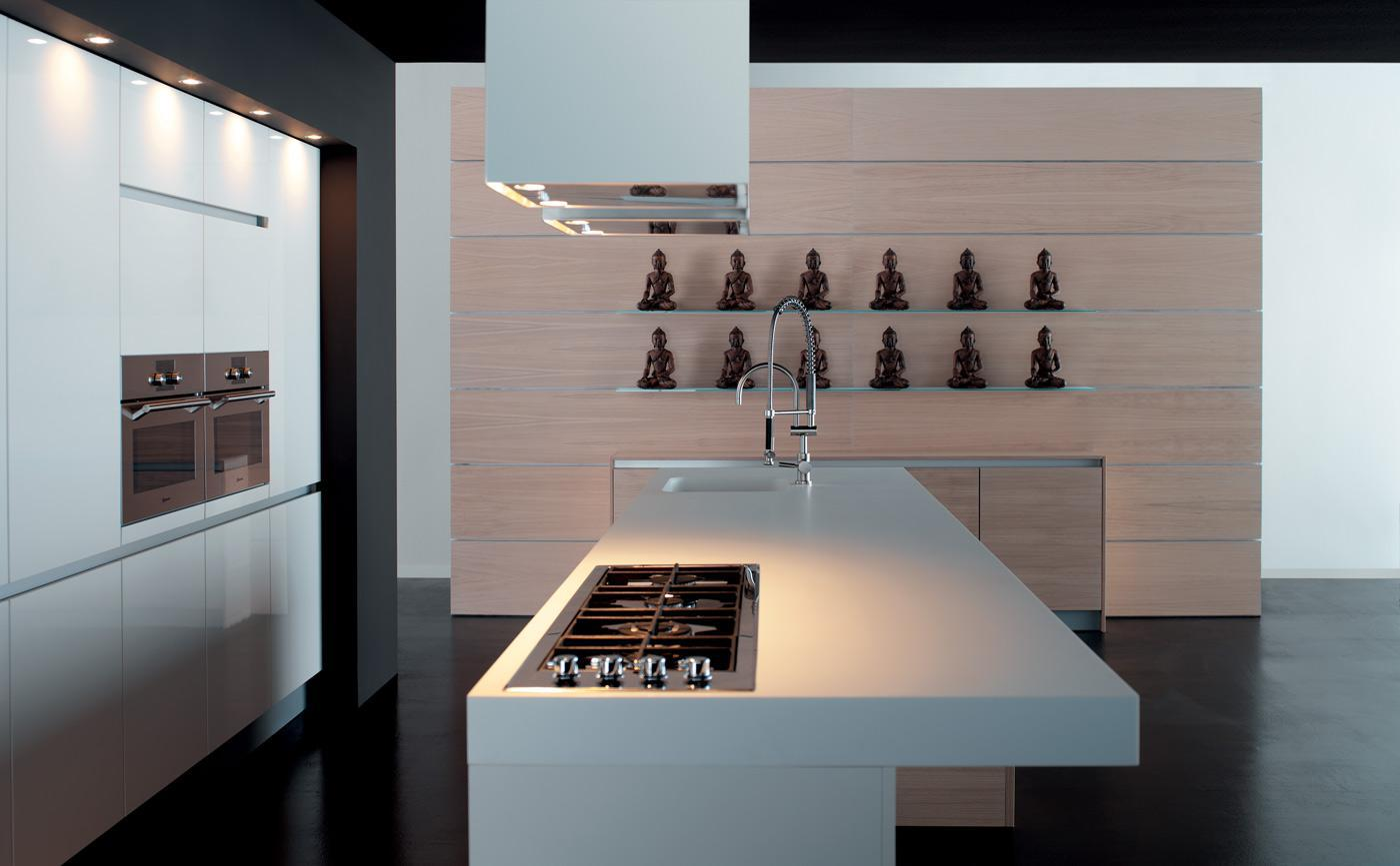 kitchen design high gloss