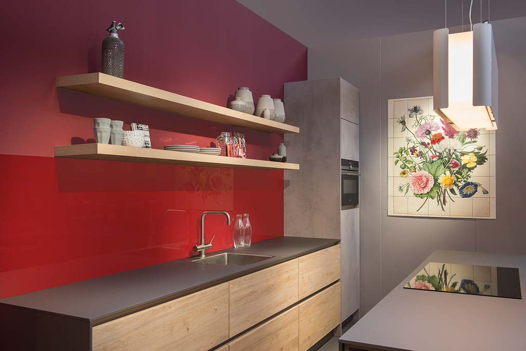 modern style kitchen with latest Continental kitchen trends