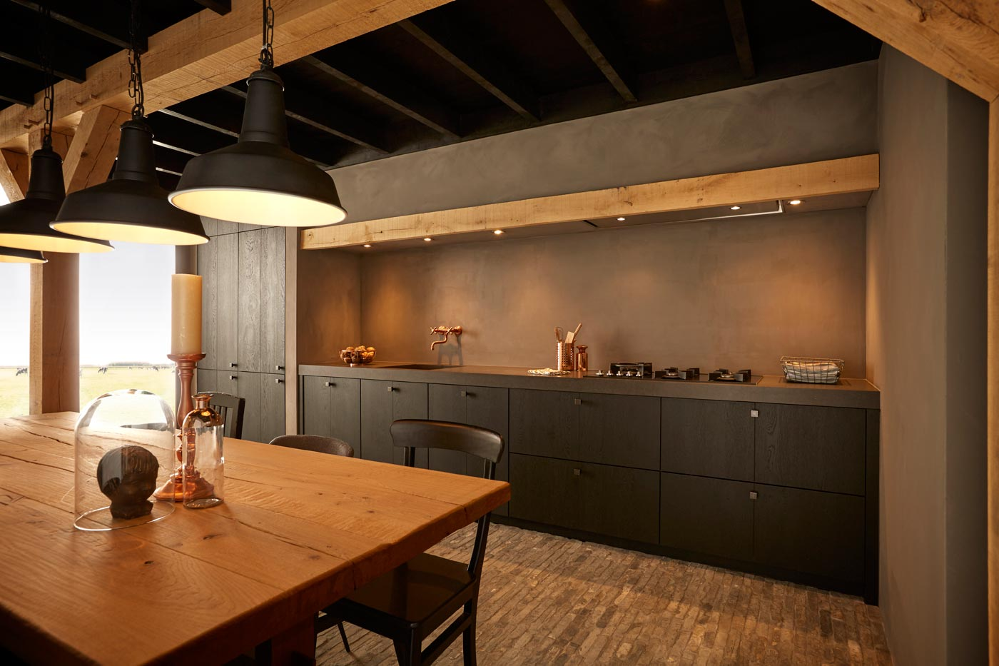Countryside industrial kitchen sutton
